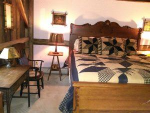 Abbott Room at Millstone Hill Vermont
